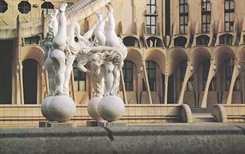 Sarabande pour Picasso (Miguel Berrocal)