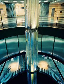 Colonne de verre (Florian Lechner)