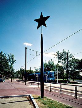L'Étoile (Olivier Mosset)