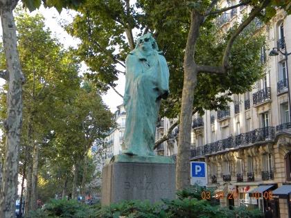 Monument à Balzac (Auguste Rodin)