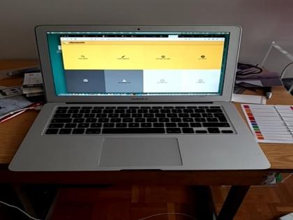 Test webapp (Virginie Pringuet)