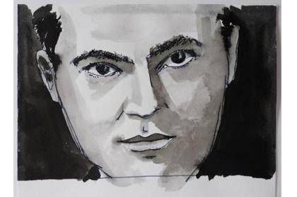 Hommage à Jean Moulin (Stephan Balkenhol)