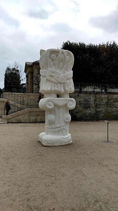 It Owl (Stefan Rinke, Paris, Fiac, 2021)