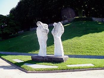 Hommage aux victimes et combattants morts en Afrique du Nord 1952-1962 (Eugène Dodeigne)