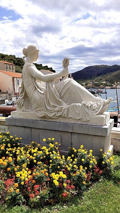 Monument aux morts de Port-Vendres (Aristide Maillol)