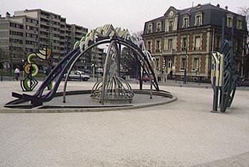 Monument du souvenir (Pierre Zvenigorodski)