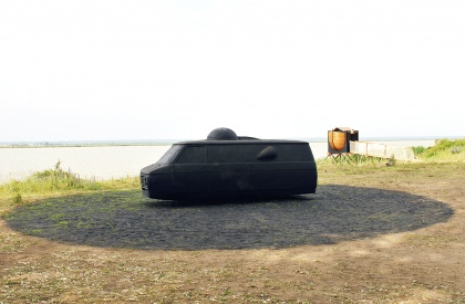 Media Van (Ant Farm)
